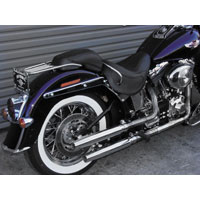 how to make vance and hines pipes quieter