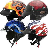AGV Thunder Helmets