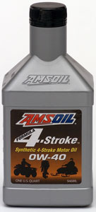 Amsoil formula 4 stroke synthetic motor oil harley for Api motor oil guide