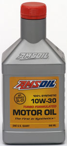 Amsoil 10w 30 synthetic motor oil harley performance for Amsoil 100 synthetic motor oil