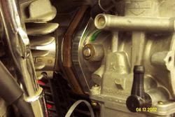 CV Carburetor Flange