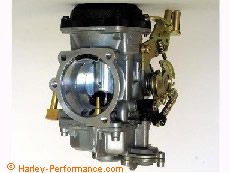 Harley Carburetor Upgrade - Replace Harley Keihin with newer