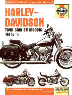 Harley-Davidson Repair Manuals by Haynes