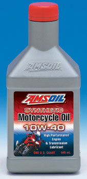 AMSOIL MCF Motorcycle Oil