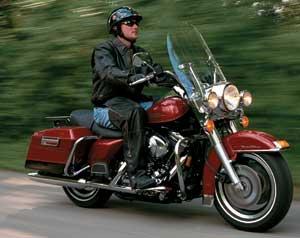 Harley AMSOIL